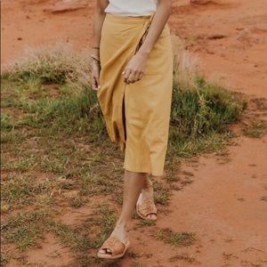 ROOLEE Wrap Skirt